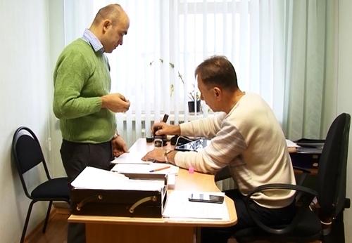 ВОренбуржье 7-мой день голодают строители, неполучающие заработную плату