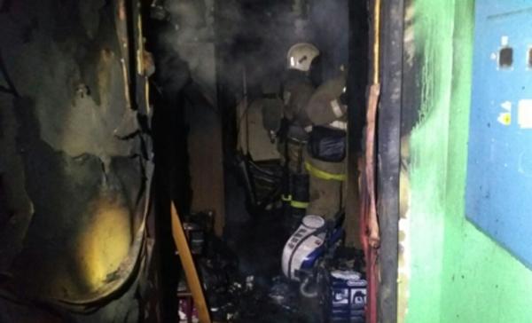 Пострадавшие впожаре наулице Салмышской Оренбурга как ипрежде остаются в клинике