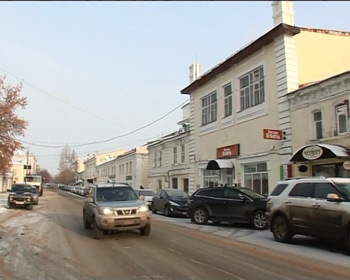 история улиц города семей
