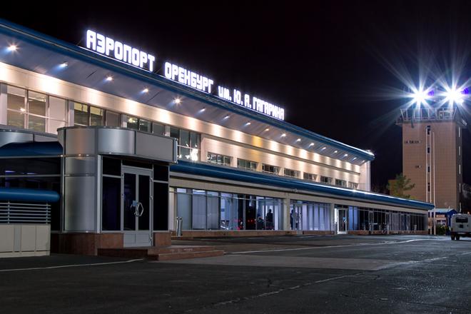 Ваэропорту «Оренбург» стоянка машин будет платной