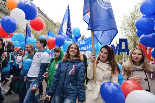 Классические первомайские демонстрации пройдут в 5-ти городах Оренбуржья