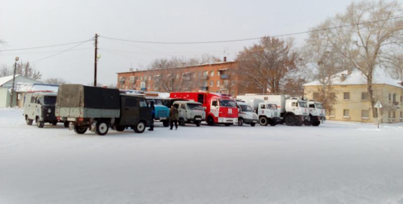 ВСакмарском районе 800 человек остались без тепла