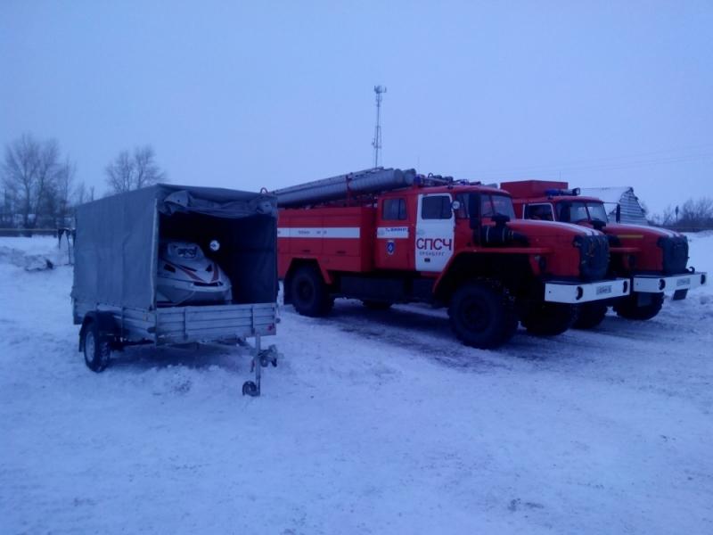 Закрытие трасс вОренбуржье: 122 человека провело ночь вспецпунктах