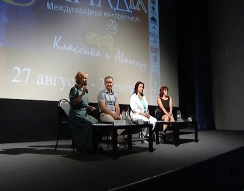 Оренбург посетит созвездие актеров ирежиссеров— Кинофестиваль