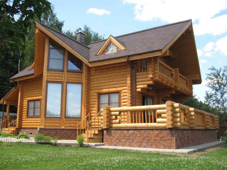 очень простой рубленый дом под ключ цена подарков