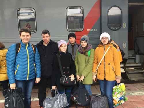 Кировские школьники участвуют вИнтеллектуальной Олимпиаде ПФО