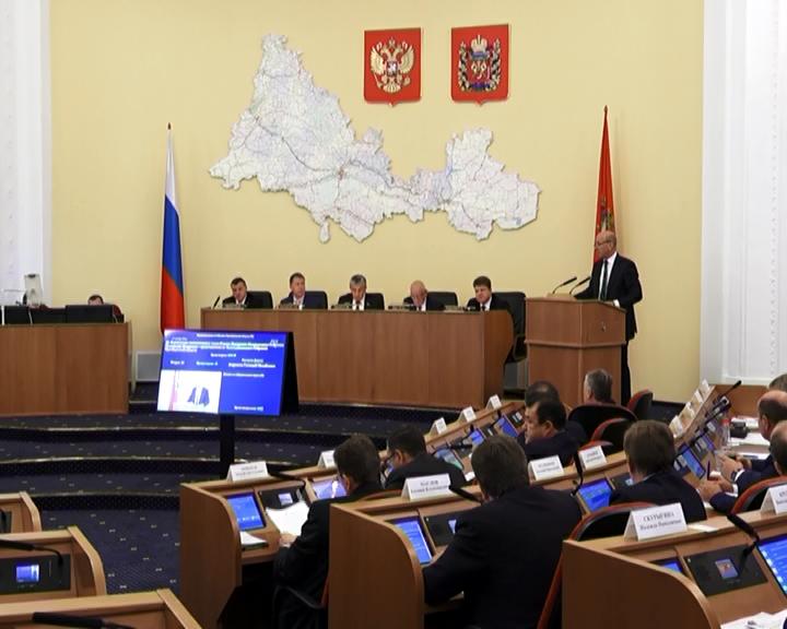 Заксобрание Оренбургской области выбрало своим председателем Сергей Грачёва