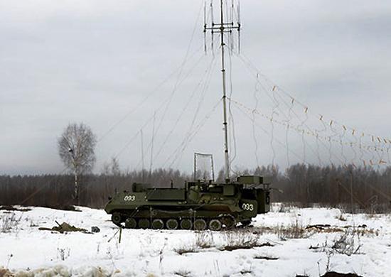 Профессионалы РЭБ отработали перехват беспилотников условного противника под Оренбургом