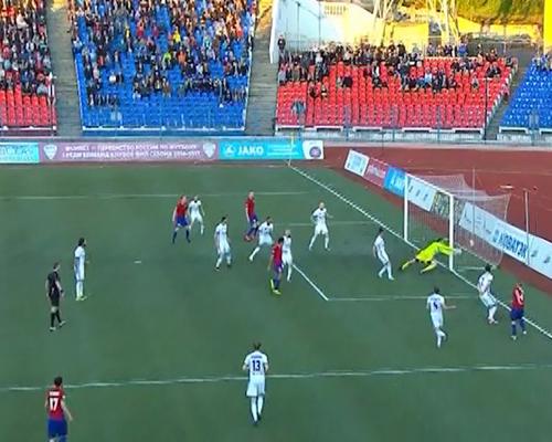 ФК «Оренбург» проиграл «СКА-Хабаровск» ивылетел в 1-ый дивизион