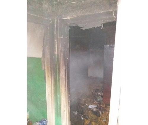Оренбургские пожарные спасли шесть человек изгорящего дома