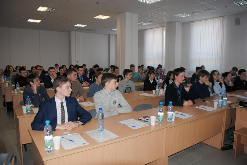 Нижегородские школьники приняли участие впервом этапе Всероссийской олимпиады ПАО «Россети»