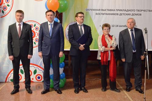 5 воспитанников детских домов республики стали финалистами выставки ПФО «МастерОК»
